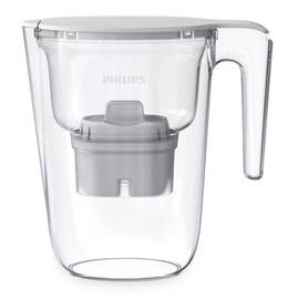 Ūdens filtrēšanas trauks Philips Micro Xclean, 1.4 l