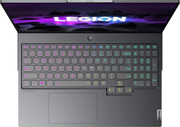 Ноутбук Lenovo Legion, AMD Ryzen 7, 16 GB, 512 GB, 16 ″