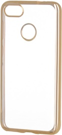 Hurtel Metalic Slim Back Case For Huawei P9 Lite Mini Gold