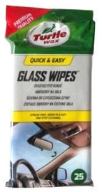 Turtle Wax Glass Wipes 25pcs