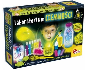 Обучающая игрушка Lisciani Im A Genius The Laboratory of Darkness