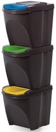 Система переработки мусора Prosperplast Waste Sorting, 25