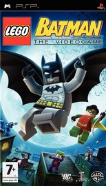LEGO Batman: The Video Game PSP
