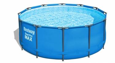 Бассейн Bestway 56088/56420, синий, 3660x1220 мм, 10250 л