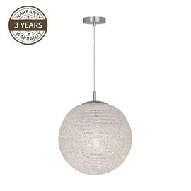 Lampa griestu FARGO, P122B-D30, 60W, E27