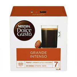 Kafijas kapsulas Nescafe Dolce Gusto Grande Intenso, 16 gab.