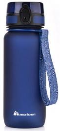 Бутылка для воды Meteor 74601, синий, 0.65 л
