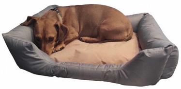 Кровать для животных Vangaloo, серый/кремовый, 620x480 мм