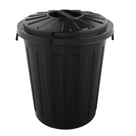 Мусорное ведро Keeeper Mats Maxi-Bin, черный, 23 л