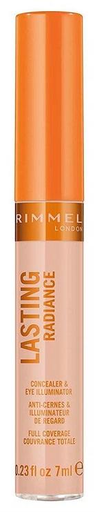Rimmel London Lasting Radiance Concealer 7ml 50