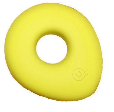 USAMS ZB2902 Silicone Holder Bag Yellow