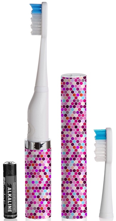 Violife Slim Sonic Classic Electric Toothbrush Mosaic