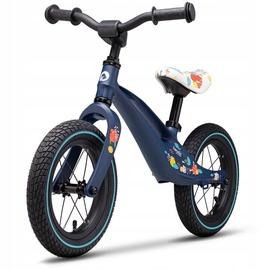 Балансирующий велосипед Lionelo Bart Air Blue Navy