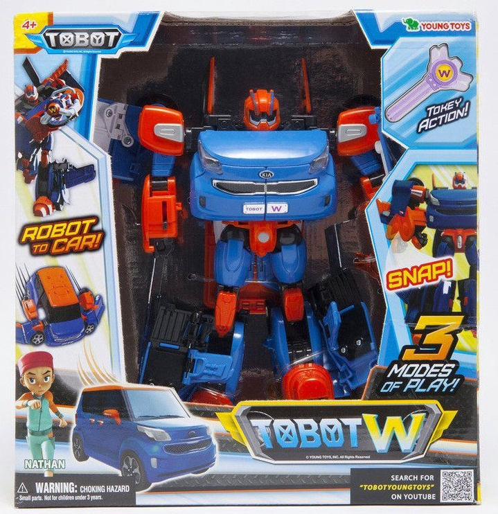 Young Toys Tobot W
