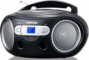 Магнитола Toshiba TY-CRS9 CD Boombox Black