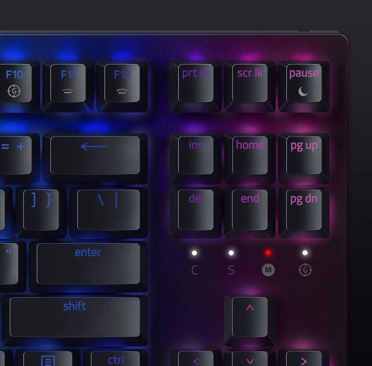 Razer BlackWidow V3 Tenkeyless Mechanical Gaming Keyboard Green RU Black (поврежденная упаковка)