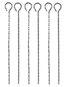 Verners Skewer Set 6pcs 31.5cm
