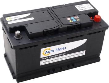 Akumulators Auto Starts, 12 V, 100 Ah, 830 A