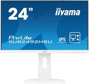 "Monitors Iiyama ProLite XUB2492HSU-W1, 23.8"", 4 ms"
