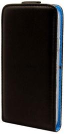 GreenGo Sligo Vertical Flip Case For Huawei P8 Black/Blue