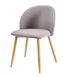 Ēdamistabas krēsls Signal Meble Erin Grey, 1 gab.