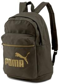 Puma Core Base Backpack 077374 03 Green