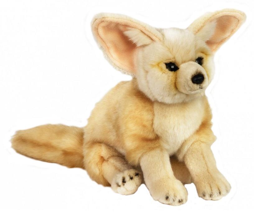 Mīkstā rotaļlieta Dante National Geographic Fenek, 24 cm