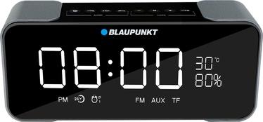 Bezvadu skaļrunis Blaupunkt BT16CLOCK Black, 7 W