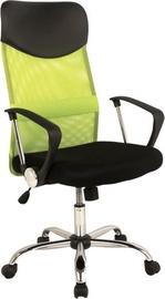 Офисный стул Signal Meble Q-025 Green/Black