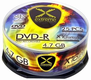 Esperanza 1165 Extreme DVD-R 16x 4.7GB Cake Box 25 DVD's