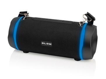 Bezvadu skaļrunis Blow BT-480, zila/melna, 30 W