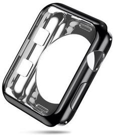 Dux Ducis Premium Silicone Case For Apple Watch 4 40mm Black