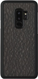 Man&Wood Carbalho Back Case For Samsung Galaxy S9 Plus Black