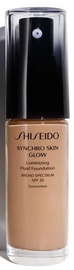 Shiseido Synchro Skin Glow Luminizing Fluid Foundation SPF20 30ml R5