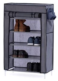 Шкаф для обуви Homede Taos, серый, 600x290x880 мм