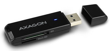 Axagon CRE-S2 USB 3.0 External Reader