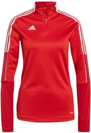 Adidas Tiro 21 Training Top GM7317 Red M