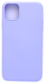Evelatus Soft Silicone Back Case For Apple iPhone 11 Blue