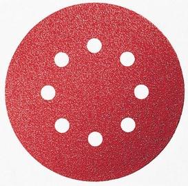 Slīpēšanas disks Bosch 2607019493, K80, 125 mm, 25 gab.