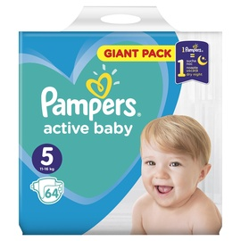 Pampers Active Baby S5 64