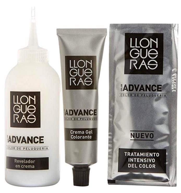 Llongueras Color Advance Hair Colour 7