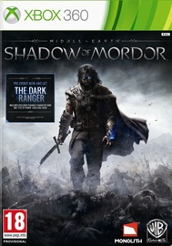 Middle-Earth Shadow Of Mordor Dark Ranger Xbox 360