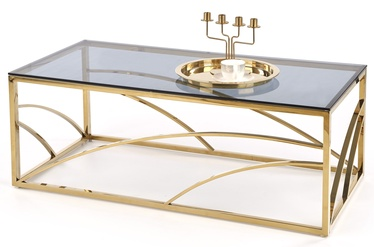 Halmar Coffee Table Universe Gold