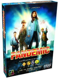 Brain Games Pandemic LV