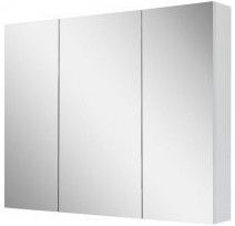 Шкаф для ванной Sanservis Bakendal-80 Cabinet with Mirror White 80x80cm