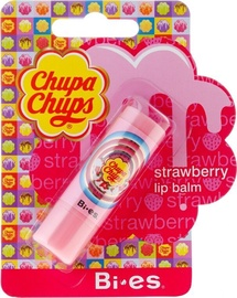 BI-ES Chupa Chups Lip Balm Strawberry