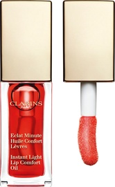 Бальзам для губ Clarins Instant Light Lip Comfort Oil Red Berry, 7 мл
