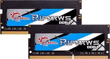 G.SKILL RipJaws 64GB 3200MHz CL22 DDR4 SODIMM KIT OF 2 F4-3200C22D-64GRS