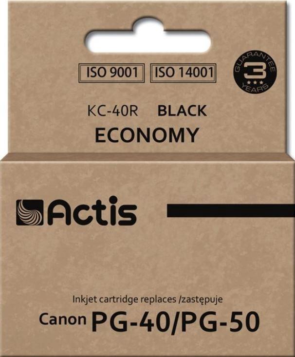Actis Cartridge For Canon 25ml Black