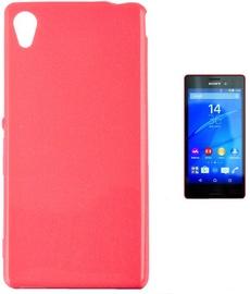 Telone Candy Ultra Slim Back Case For Sony E2303 Xperia M4 Aqua Pink